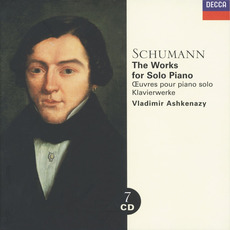 Schumann: The Works for Solo Piano mp3 Artist Compilation by Robert Schumann