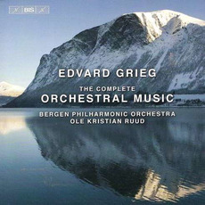 The Complete Orchestral Music mp3 Artist Compilation by Edvard Grieg