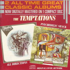 Psychedelic Shack / All Directions mp3 Artist Compilation by The Temptations