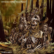 Metal Nation mp3 Album by Crystal Viper