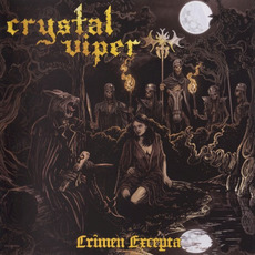 Crimen Excepta mp3 Album by Crystal Viper