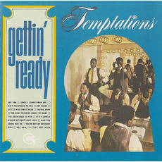 Gettin' Ready (Remastered) mp3 Album by The Temptations
