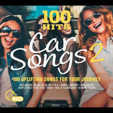 100 Hits: Car Songs 2 mp3 Compilation by Various Artists
