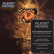 Planet Patrol (Extended Edition) mp3 Album by Planet Patrol