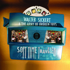 Soft Time Traveler by Walter Sickert & The Army of Broken Toys