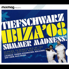 Mixmag Presents: Ibiza '08 Summer Madness! by Various Artists