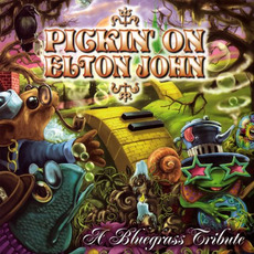 Pickin' On Elton John: A Bluegrass Tribute mp3 Album by The Nashville SuperPickers