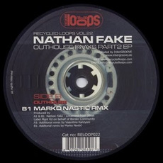 Outhouse Rmxs Part 2 EP by Nathan Fake