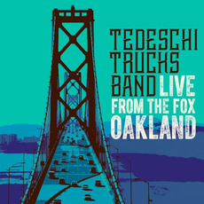 Live From the Fox Oakland mp3 Live by Tedeschi Trucks Band