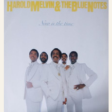 Now Is the Time mp3 Album by Harold Melvin & The Blue Notes