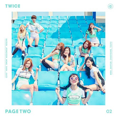 PAGE TWO mp3 Album by TWICE