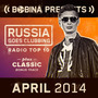 Bobina pres. Russia Goes Clubbing Radio Top 10: April 2014