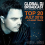 Global DJ Broadcast: Top 20 - July 2015