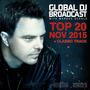 Global DJ Broadcast: Top 20 - November 2015