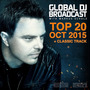 Global DJ Broadcast: Top 20 - October 2015