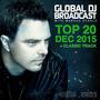 Global DJ Broadcast: Top 20 - December 2015