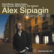 Balance 38-58 mp3 Album by Alex Sipiagin