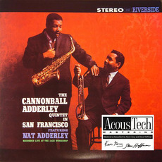 The Cannonball Adderley Quintet in San Francisco (Re-Issue) mp3 Live by The Cannonball Adderley Quintet