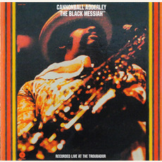 The Black Messiah (Re-Issue) by Cannonball Adderley