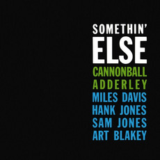 Somethin' Else (Re-Issue) mp3 Album by Cannonball Adderley