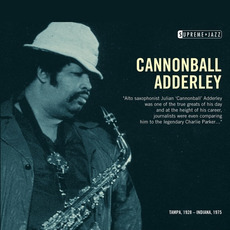 Supreme Jazz: Cannonball Adderley mp3 Album by Cannonball Adderley