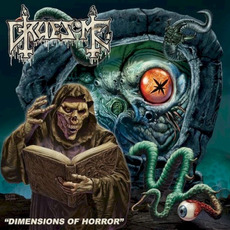 Dimensions of Horror mp3 Album by Gruesome
