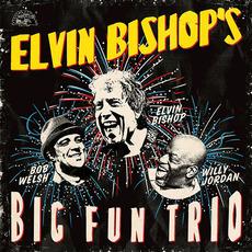 Elvin Bishop's Big Fun Trio mp3 Album by Elvin Bishop