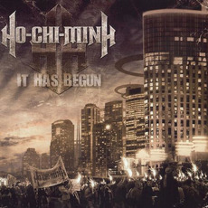 It Has Begun mp3 Album by Ho-Chi-Minh