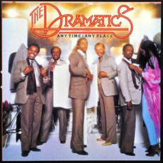 Anytime, Anyplace mp3 Album by The Dramatics