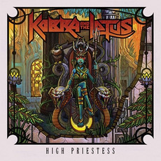 High Priestess mp3 Album by Kobra and the Lotus