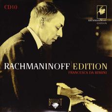 Rachmaninoff Edition, CD10 mp3 Artist Compilation by Sergei Rachmaninoff