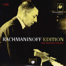 Rachmaninoff Edition, CD8 mp3 Artist Compilation by Sergei Rachmaninoff