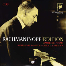 Rachmaninoff Edition, CD6 mp3 Artist Compilation by Sergei Rachmaninoff