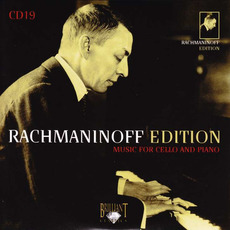 Rachmaninoff Edition, CD19 mp3 Artist Compilation by Sergei Rachmaninoff
