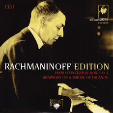 Rachmaninoff Edition, CD1 mp3 Artist Compilation by Sergei Rachmaninoff