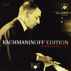 Rachmaninoff Edition, CD3 mp3 Artist Compilation by Sergei Rachmaninoff
