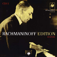 Rachmaninoff Edition, CD11 mp3 Artist Compilation by Sergei Rachmaninoff