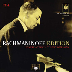 Rachmaninoff Edition, CD4 mp3 Artist Compilation by Sergei Rachmaninoff