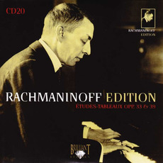 Rachmaninoff Edition, CD20 mp3 Artist Compilation by Sergei Rachmaninoff