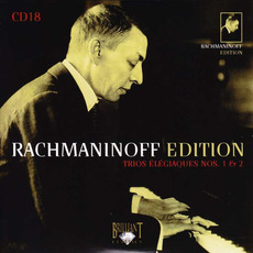 Rachmaninoff Edition, CD18 mp3 Artist Compilation by Sergei Rachmaninoff