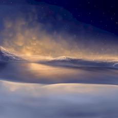 Crystal Tears by Frozen Night