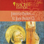 Bach Edition, V: Vocal Works, CD21