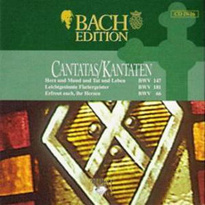 Bach Edition, IV: Cantatas II, CD26 mp3 Artist Compilation by Johann Sebastian Bach