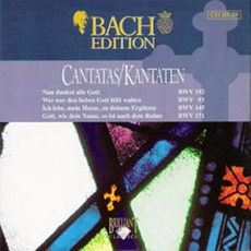 Bach Edition, III: Cantatas I, CD30 mp3 Artist Compilation by Johann Sebastian Bach