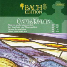 Bach Edition, IV: Cantatas II, CD21 mp3 Artist Compilation by Johann Sebastian Bach