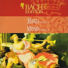 Bach Edition, V: Vocal Works, CD4 mp3 Artist Compilation by Johann Sebastian Bach