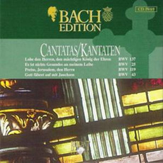 Bach Edition, IV: Cantatas II, CD19 mp3 Artist Compilation by Johann Sebastian Bach