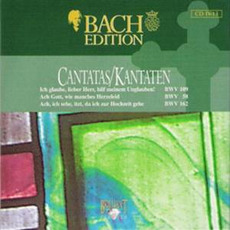 Bach Edition, IV: Cantatas II, CD13 mp3 Artist Compilation by Johann Sebastian Bach