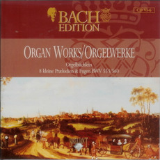 Bach Edition, VI: Organ Works, CD6 mp3 Artist Compilation by Johann Sebastian Bach