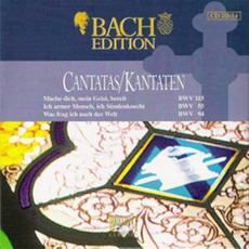 Bach Edition, III: Cantatas I, CD24 mp3 Artist Compilation by Johann Sebastian Bach
